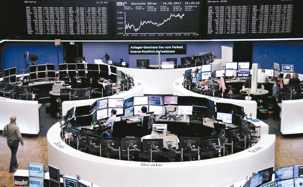 據最新美林經理人調查顯示,有近半數經理人認為新一輪牛市來臨,歐股、新興股市加碼最...