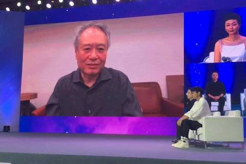國際名導李安今以視訊方式,在北京國際電影節大師班開講,透露接下來可能有一部華語片與一部英語片的拍攝計畫,一個已在劇本階段,另則仍在構思中。他也分享到,還想再拍武俠片,不過希望能夠有新的東西。他透露自...