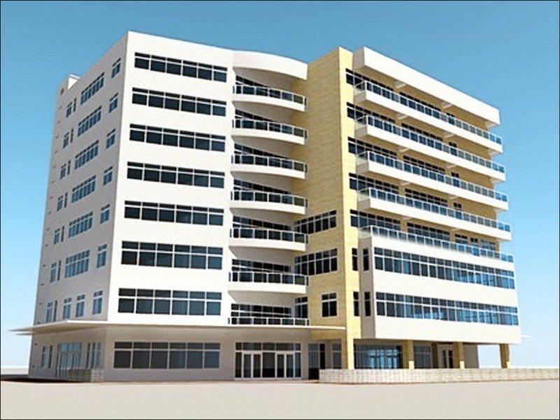 新北市衛生局將以BOT方式新建瑞芳醫院,為當地多提供168位病床。圖/新北市府提供