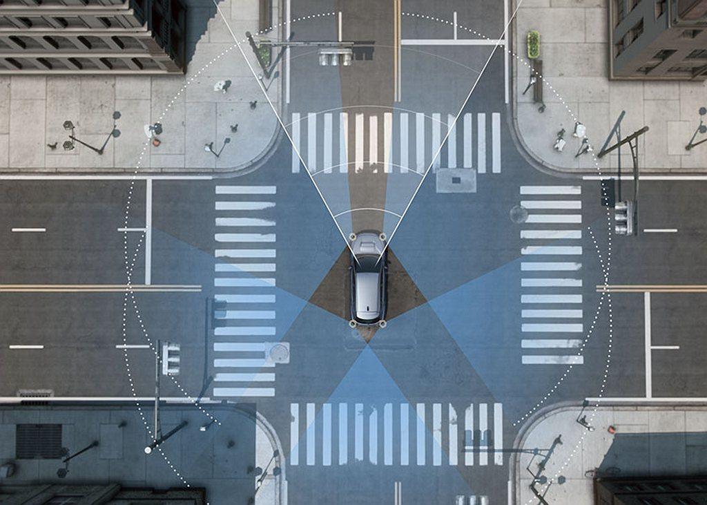 在十字路口執行預防碰撞自動煞車,以及在交通壅塞的高速公路上輔助自動駕駛。賽靈思的...