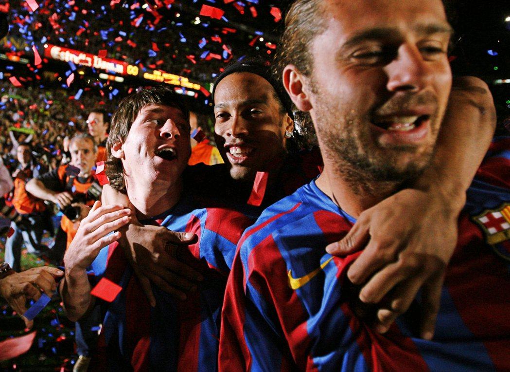 梅西後來的經歷,就成了全球知曉的「球王傳說」,他在極短時間內就脫穎而出成為巴塞隆...