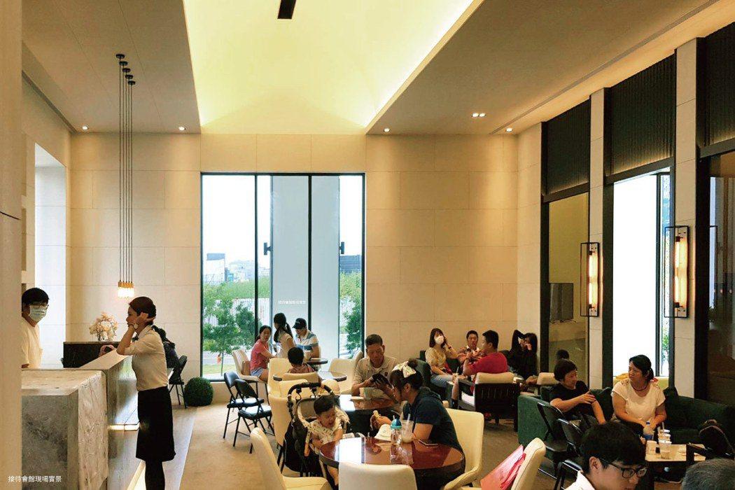 禾悅花園開案至今週週人氣滿場,8/29即將舉辦熱銷記者會。 圖/禾聯股份有限公司...