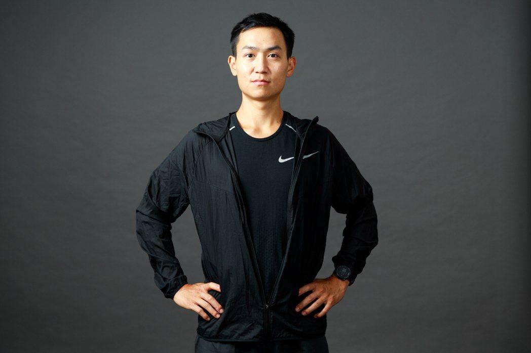馬拉松治療師林世奇分享慢慢跑方式,適合初接觸慢跑的人。 攝影/陳軍杉