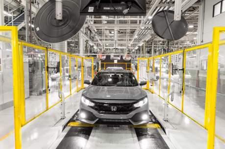 英製本田珍重再見!Honda在2021年將把英國產線移回日本生產