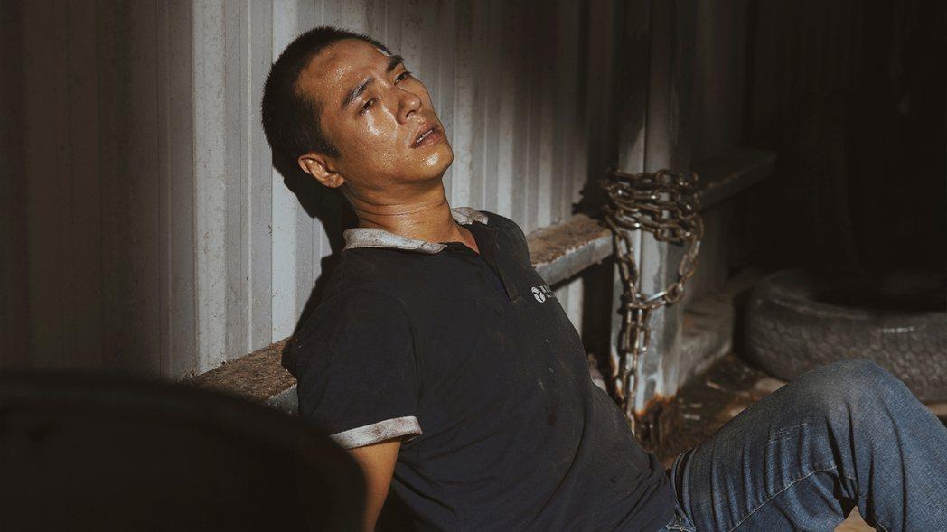 莊凱勛在「噬罪者」中飾演更生人。圖/公視提供