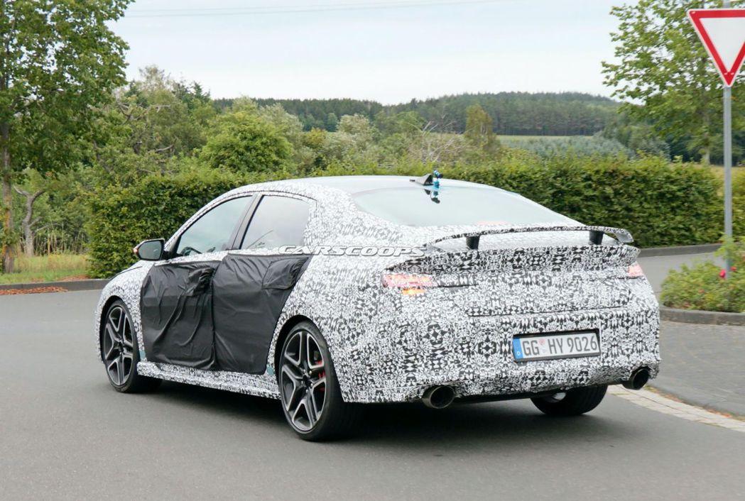 全新Hyundai Elantra/Avante N將會是車系史上最強的車型。 ...