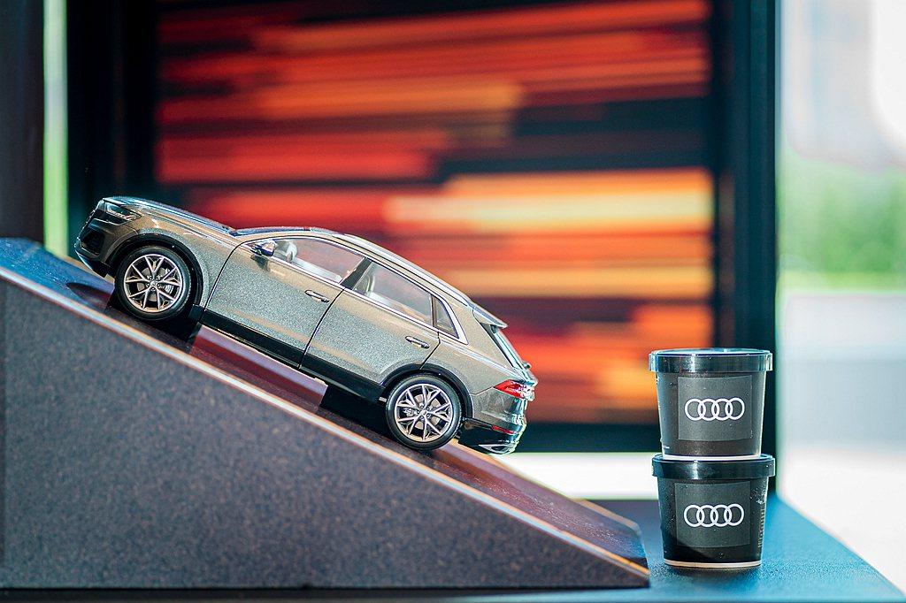 Audi將「創新」如DNA般蘊含於品牌核心理念中,從quattro四輪傳動技術、...