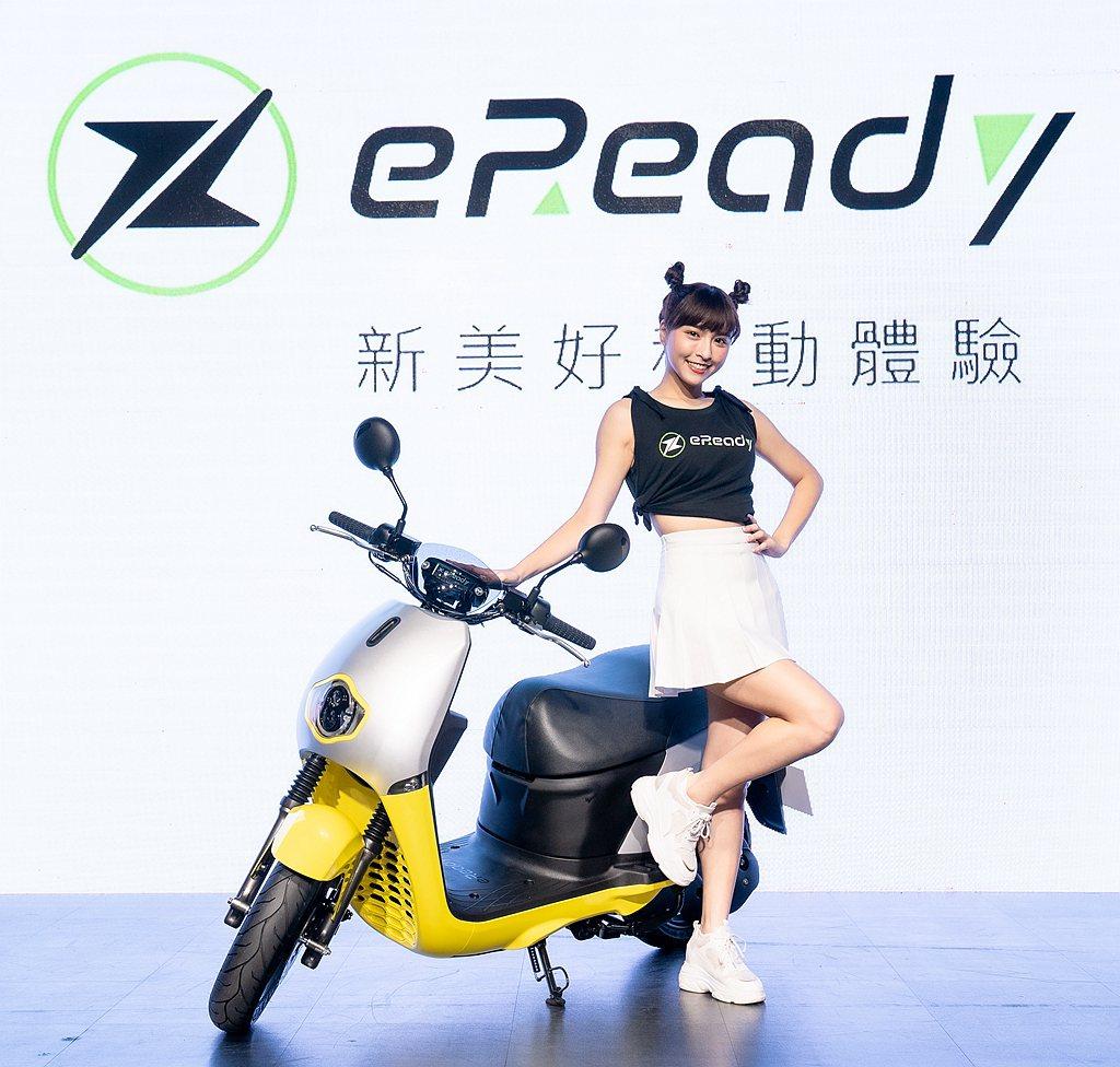 台鈴工業46年造車經驗,讓eReadyFun在電池與馬達模組化的基礎上,改良散熱...
