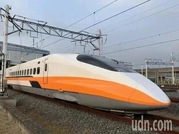 台灣高鐵公司。本報資料照片