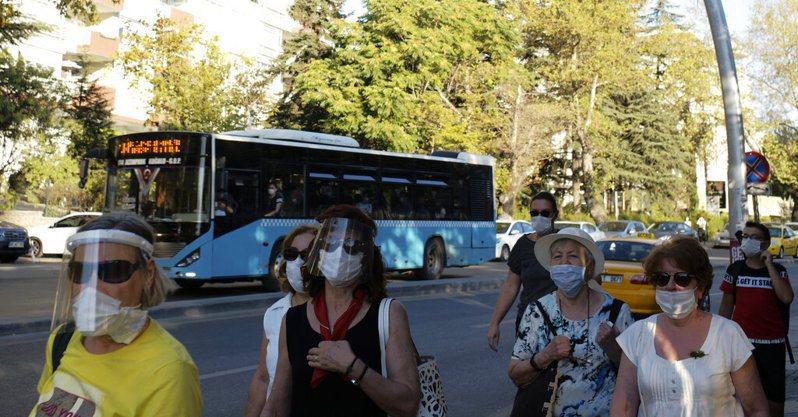 土耳其新冠肺炎單日新增5532人,創疫情爆發以來最高紀錄。 美聯社