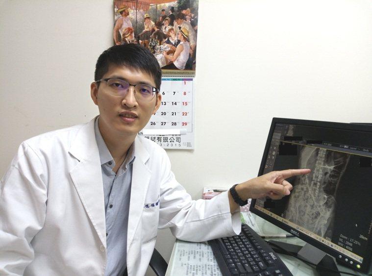 林德福醫師提醒民眾如發生持續性腹痛,一定要盡速就醫、及時治療。圖/大千綜合醫院提...