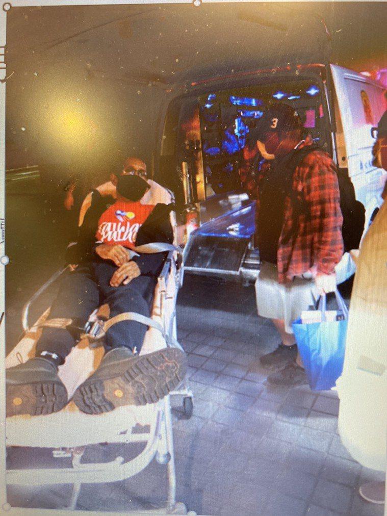 68歲的帛琉男性出現不明原因嚴重肝衰竭,經新光醫院緊急協調專機、提出完整檢疫計畫...