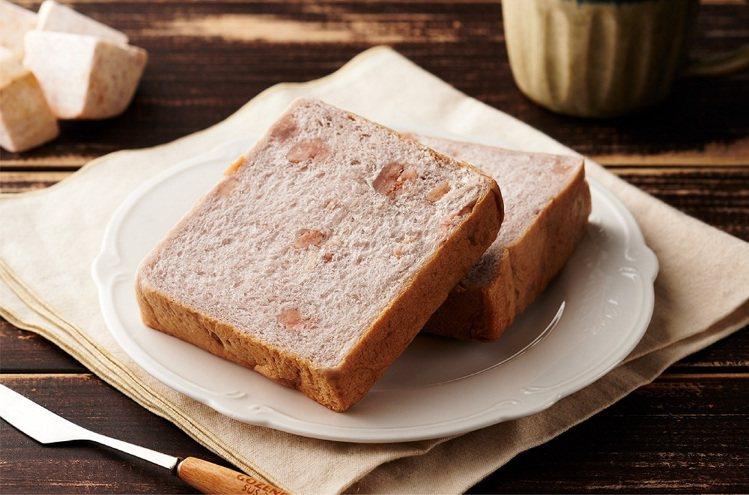 READ BREAD芋見生吐司,2入49元。圖/全聯福利中心提供