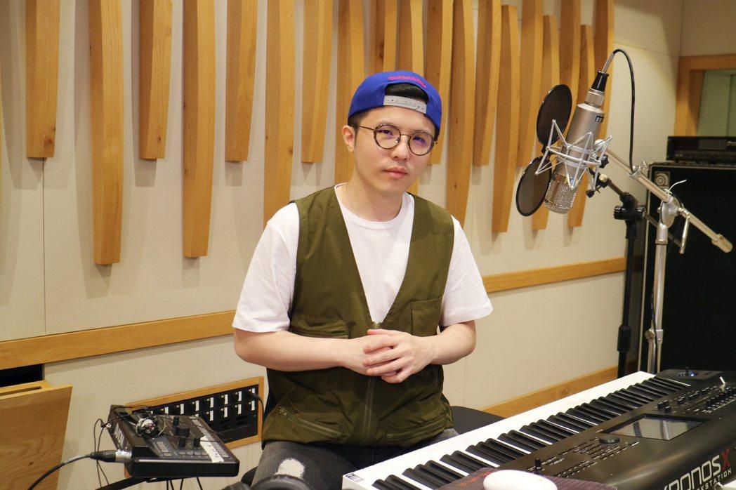小宇在最新1集節目展現模仿才華。圖/喜鵲娛樂提供