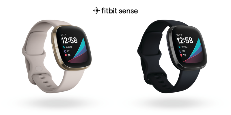 Fitbit Sense。  Fitbit/提供