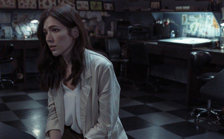 許瑋甯演出「誰是被害者」表現亮眼,卻沒入圍金鐘獎成為遺珠。圖/Netflix提供