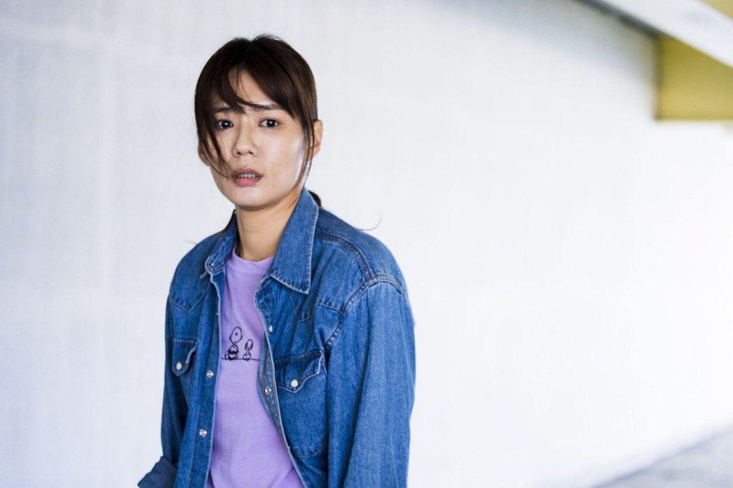 李又汝以「無主之子」入圍金鐘獎迷你劇集女主角獎。圖/民視提供