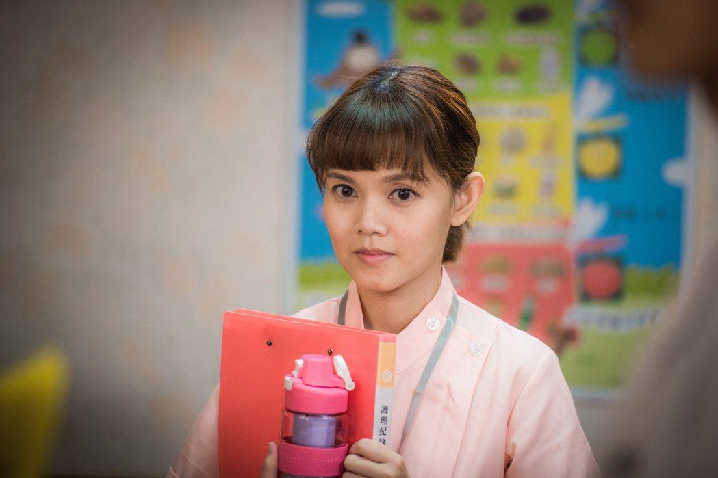 李劭婕以「烏陰天的好日子」入圍戲劇節目女配角。圖/客台提供