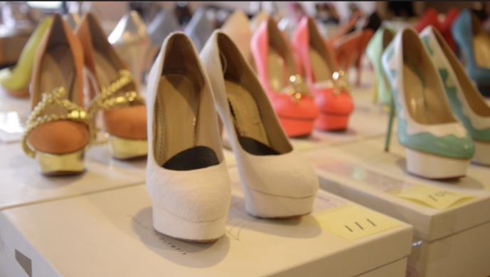 大陸進口六類鞋靴製品,須課徵高額反傾銷稅。 行政執行署台北分署/提供