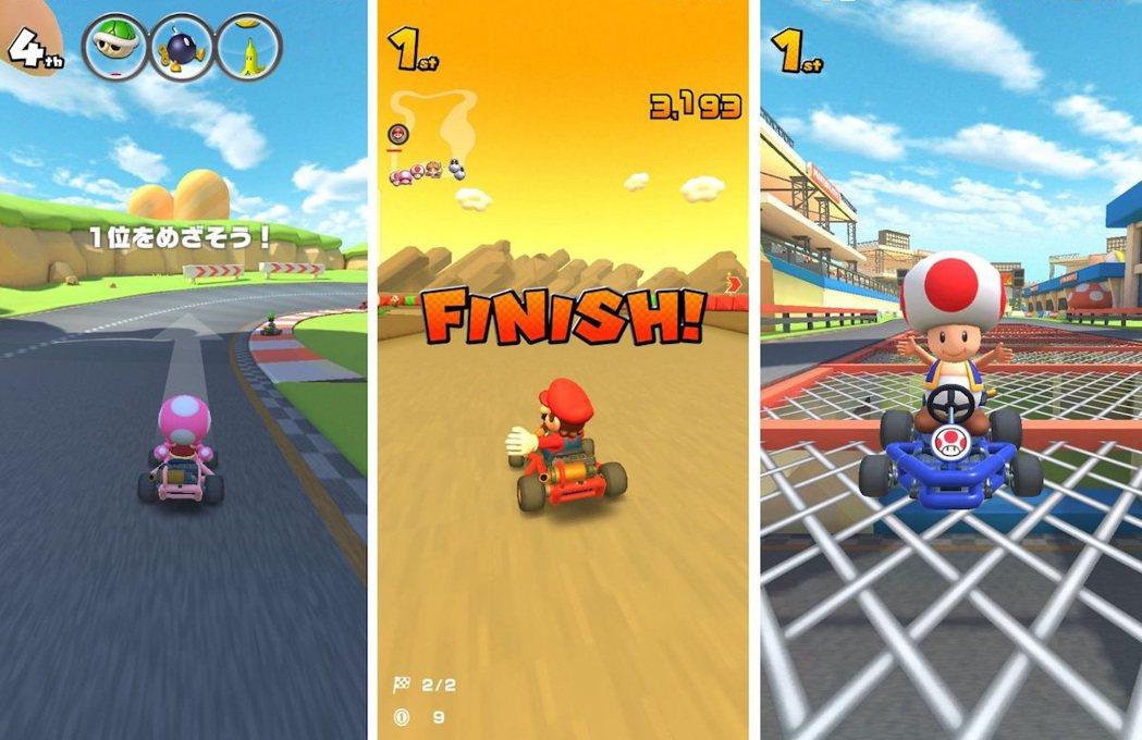 導入課金機制,以及將操作簡化,《瑪利歐賽車巡迴賽》也擄獲不少手機玩家的心。
