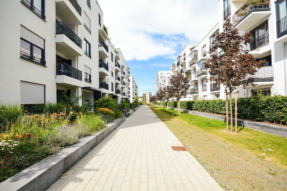 在都市中住在大樓、公寓式等集合住宅,住宅隔音就顯得非常重要。 圖/21世紀不動產...