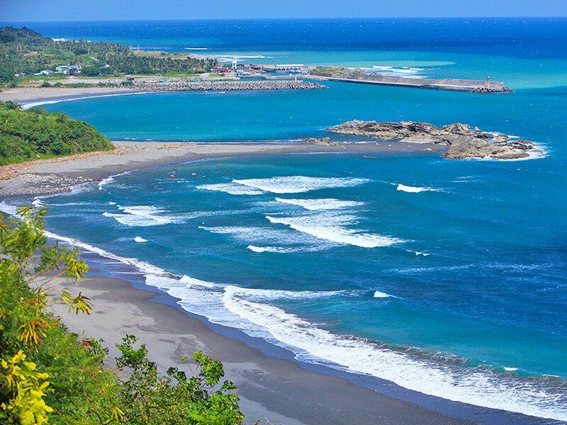 東海岸是許多民眾春節度假的首選。 圖/台東觀光旅遊網 提供