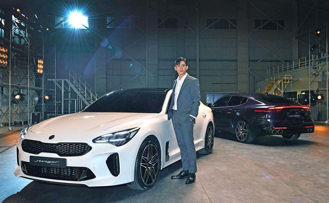Kia Stinger Meister正式於韓國販售。 摘自Kia