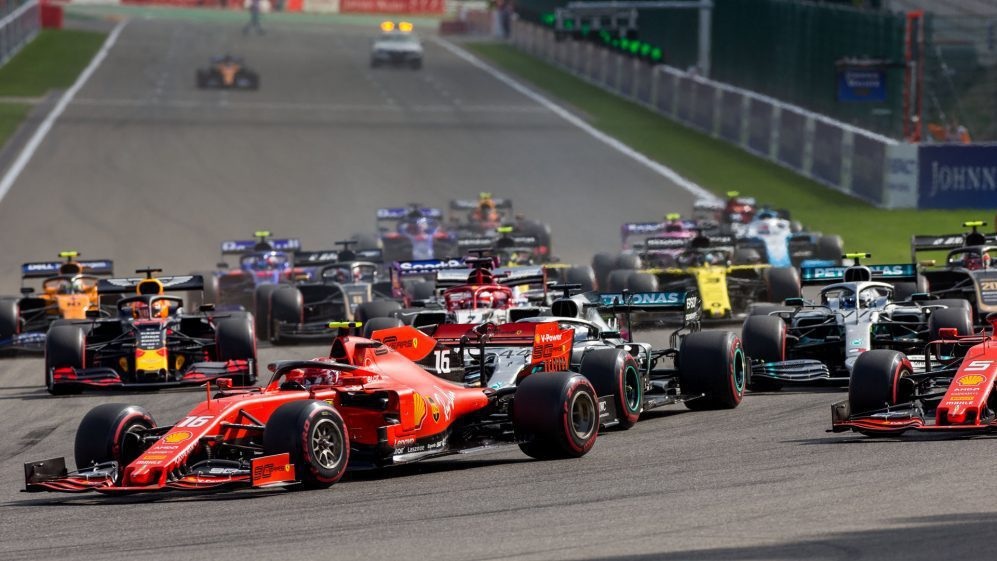 F1/包括土耳其在內增加4場賽事!2020 F1賽季將來到17場比賽