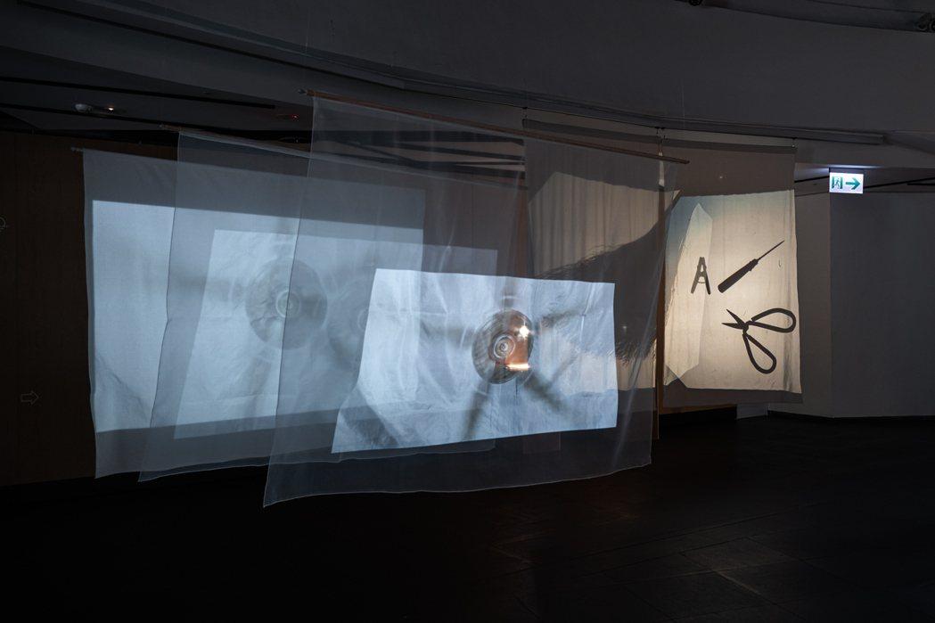 吳姿瑩Wuz作品〈時間浮游〉。 圖/C.Craft提供