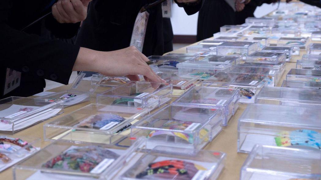台灣區競賽各方好手展現2,000件好作品。 業者/提供