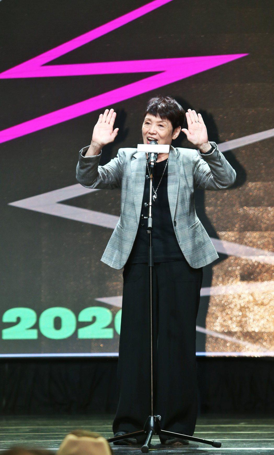 資深廣播人羅小雲擔任廣播金鐘獎揭獎嘉賓時言行惹出爭議,請辭評審團。記者曾原信/攝