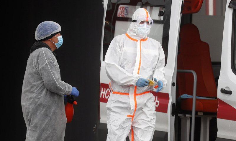 俄羅斯當局今天通報,境內新增4711起新冠肺炎確診病例。 歐新社