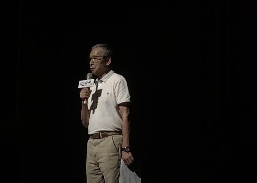 編導吳念真表示,期盼透過《人間條件六》,呈現世代間的對話與溝通。 (photo