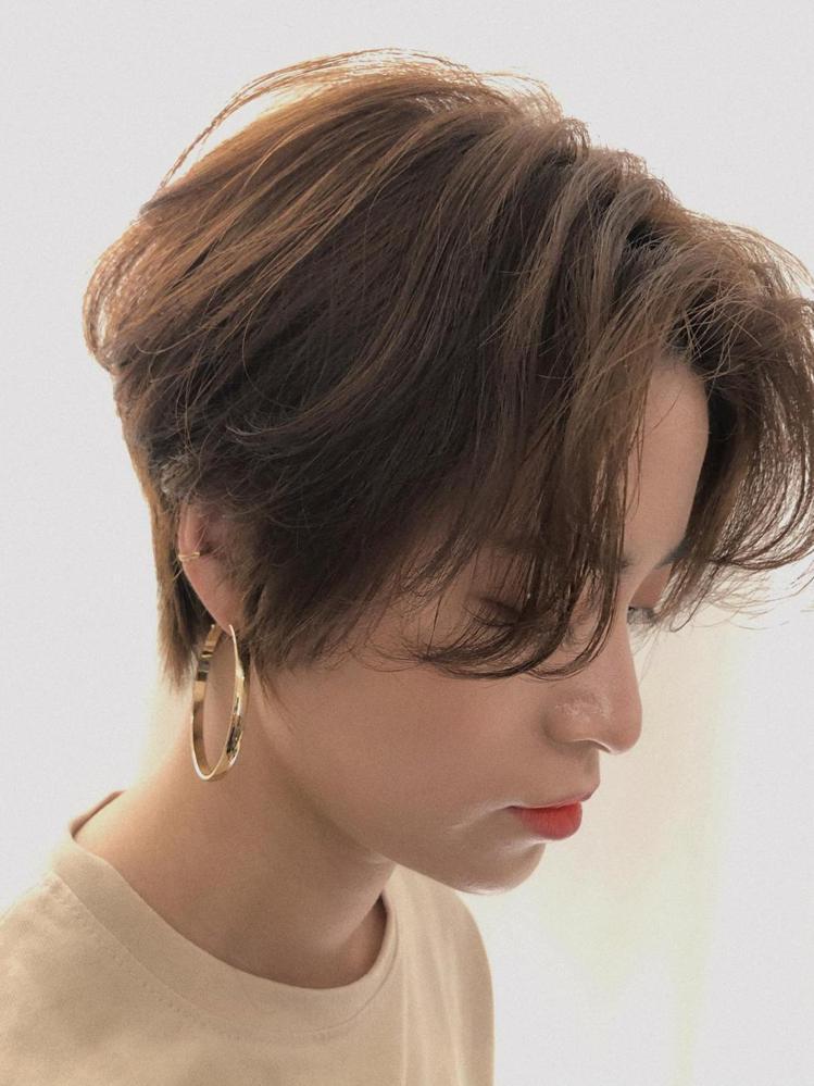 髮型創作/in% Hair Cafe / Una Hong,圖/StyleMap...