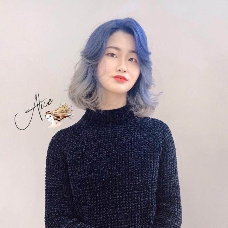 髮型創作/上越國際髮型新埔店 / Alice,圖/StyleMap美配提供