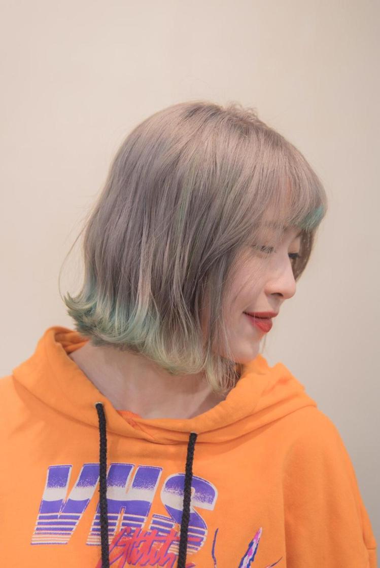 髮型創作/Image 無痕剪燙造型 / Angus Tsai,圖/StyleMa...