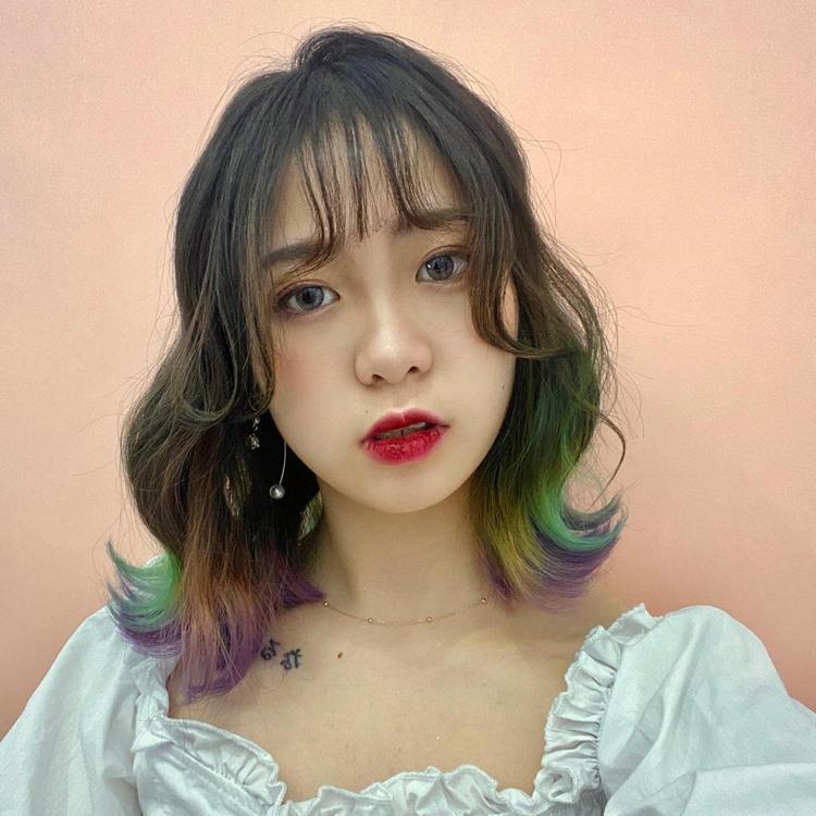 髮型創作/GOAL SALON / 士林設計師 Ibby,圖/StyleMap美...