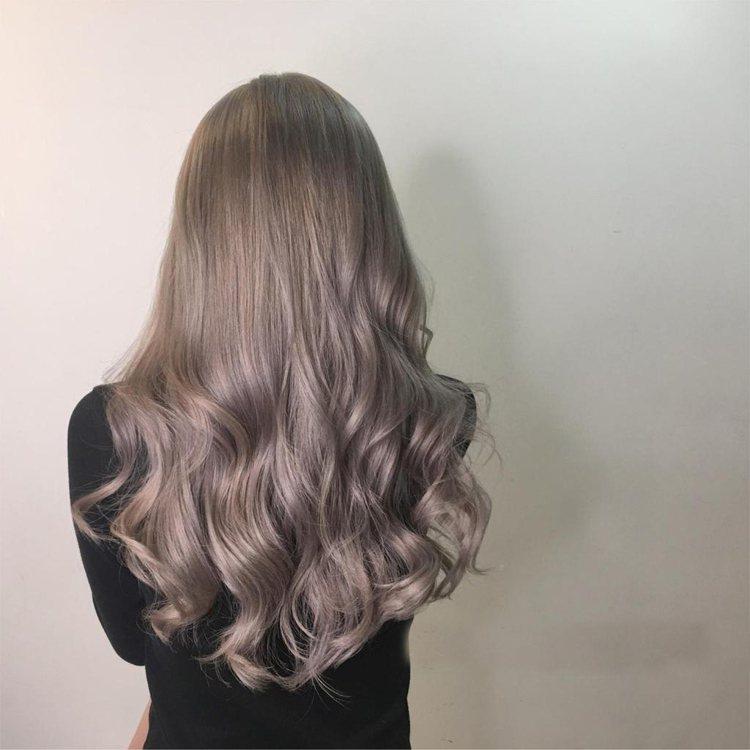 髮型創作/Aurora hair design / Nico 妮可,圖/Styl...