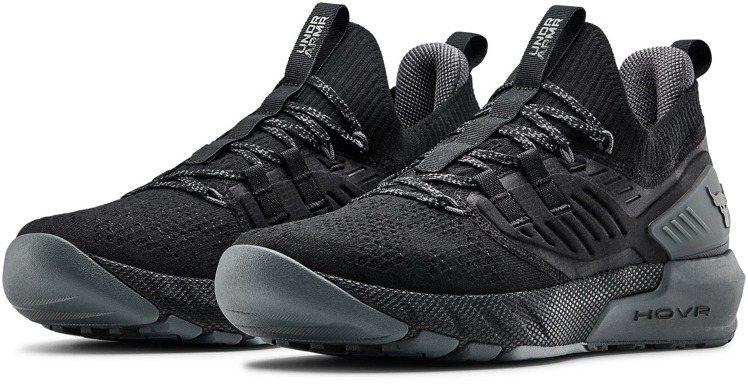 UA PROJECT ROCK 3訓練鞋4,380元。圖/UNDER ARMOU...