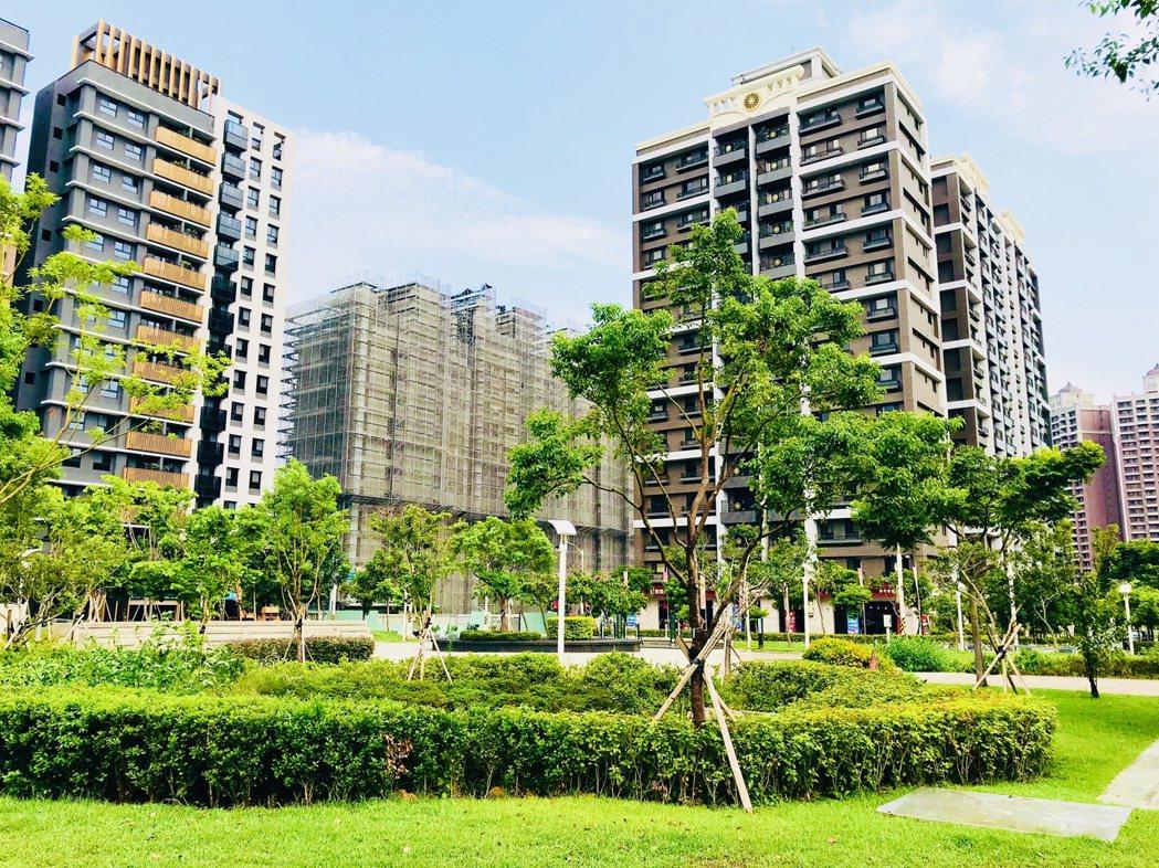 風禾公園。圖/台灣房屋提供