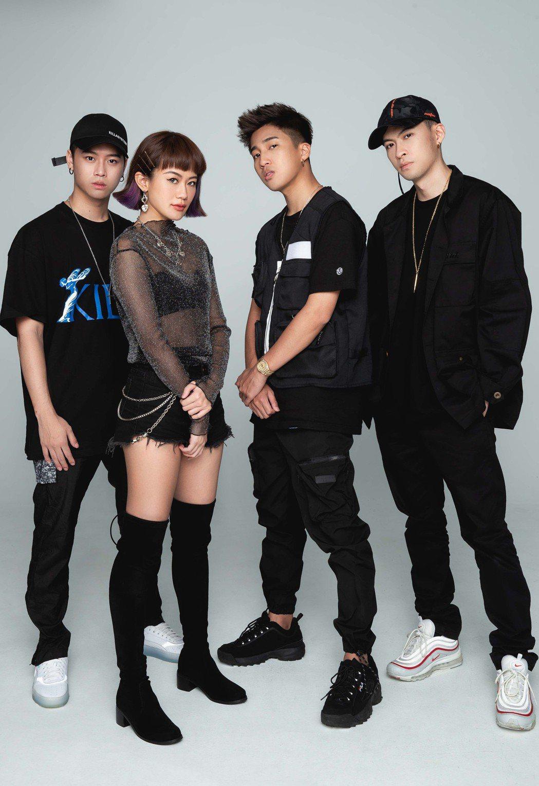 Ching G Squad時隔7個月再聚首演出,首次挑戰VR開唱,團員都喊「co...