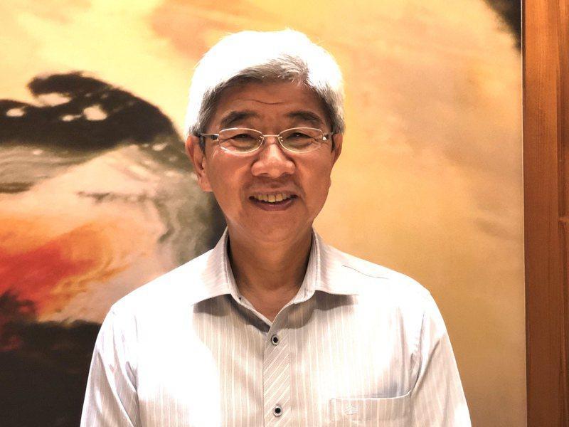 詮欣董事長吳連溪。記者蕭君暉/攝影