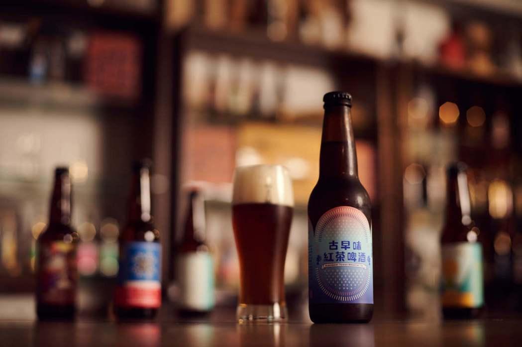 禾餘麥酒不只是希望釀出好喝的啤酒,更追求徹底實行「在地風味」。 圖/林后駿攝影
