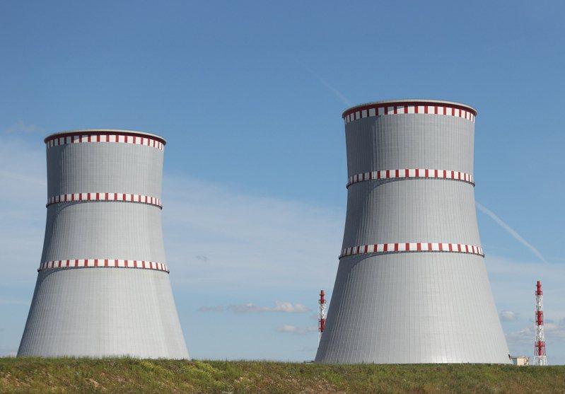 位於白俄羅斯的核能電廠。圖為示意圖。歐新社