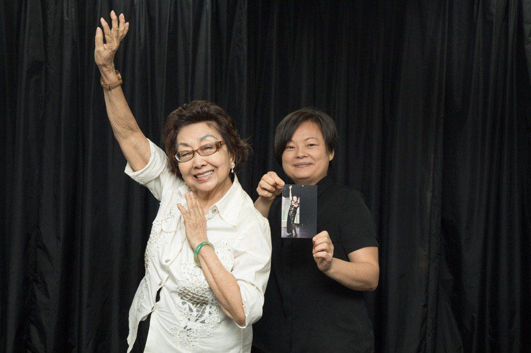 「陶子奶奶」楊振宜和蔡櫻茹是一對相差半世紀的忘年之交,透過蔡櫻茹帶領,陶子持續活...