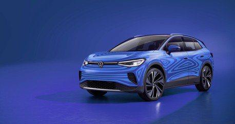 Volkswagen ID.4純電休旅都還沒上市 原廠已準備讓車主充電充到飽!