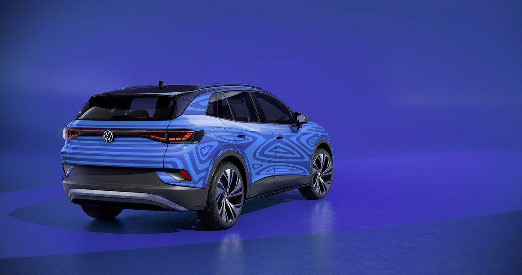 全新Volkswagen ID.4最大馬力可輸出306hp/45.9kgm。 摘...