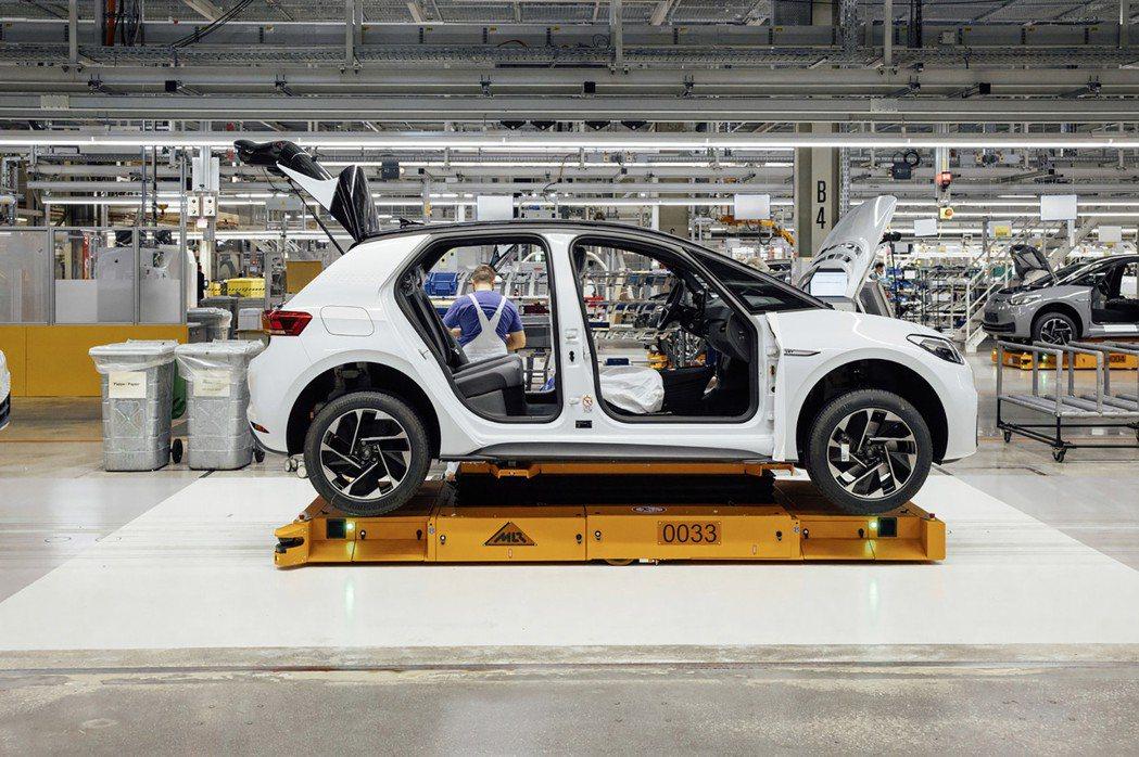 Volkswagen計畫將Zwickau廠區打造為全歐洲最大且效率最高的純電動車...