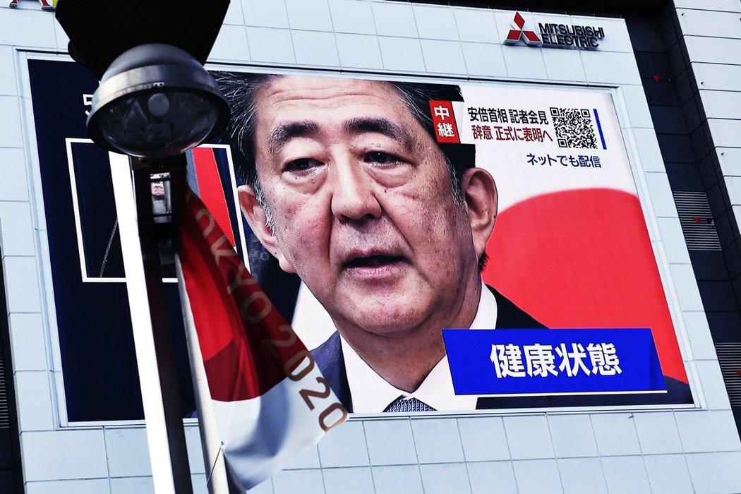 日本首相安倍晉三,28日在記者會上表示,疾病引發的疲憊自6月開始持續惡化,加上日...
