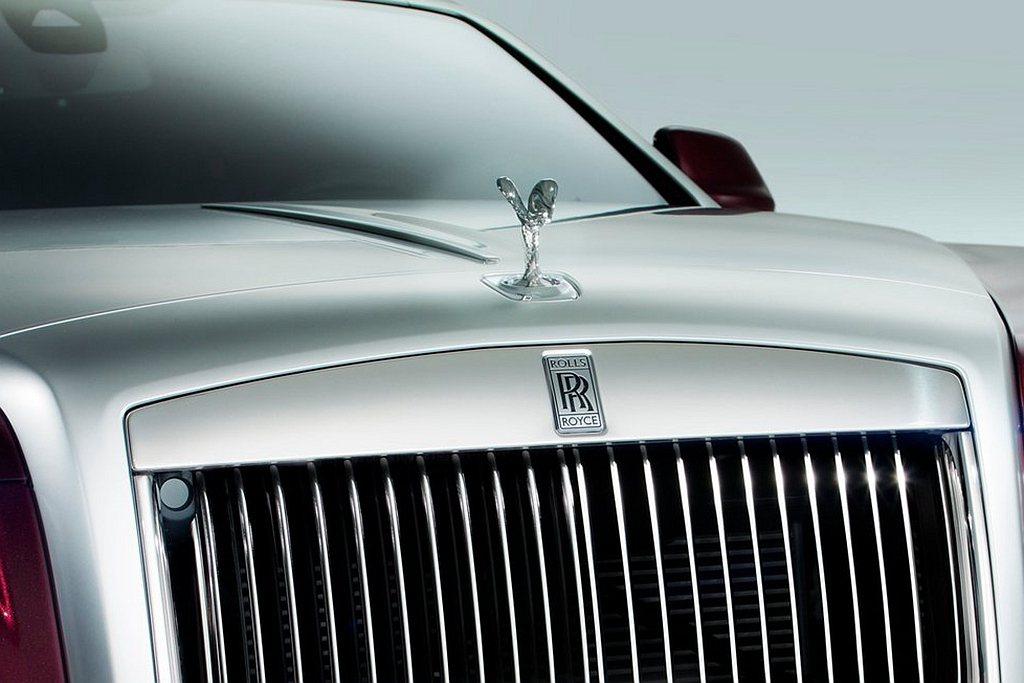 全新勞斯萊斯Ghost將於9月1日全球同步線上發表。 圖/Rolls-Royce...